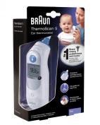 Braun Irt6500us Ear Thermometer