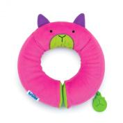 Trunki Yondi Travel Pillow, Pink, Small
