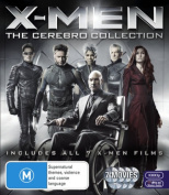 X-Men Cerebro Collection  [7 Discs] [Region B] [Blu-ray]