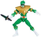 Power Rangers Super Megaforce - Armoured Mighty Morphin Green Ranger Action Figure