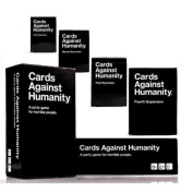 Cards Against Humanity Complete Bundle Set Base Set Plus 1st 2nd 3rd 4th Expansion Packs New