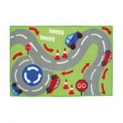 Childrens highway play mat by Country Club