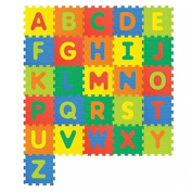 New 26pcs Foam Letters Play Puzzle Eva Mat Kids Soft Alphabet Puzzle Jigsaw Shopmonk
