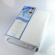 Waterproof Towelling Fitted Mattress Protectors - Single