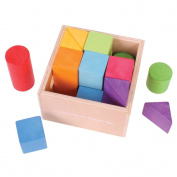 Bigjigs Toys BB095 First Building Blocks