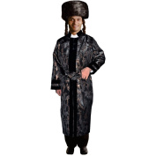 Dress up America Adult Black Bekitcha Coat