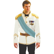 Dress up America Adult Royal Prince Costume Set