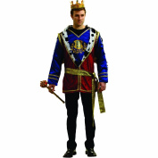 Dress up America Adult Noble King Costume Set