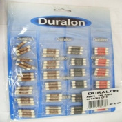 Fuses Assorted Amp 24 X 3s