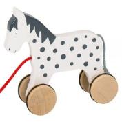 Goki Pull Along Animal Horse Alvah
