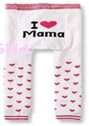BABY TODDLER INFANT LEGGINGS TIGHTS PANTS UNISEX WITH ADORABLE ANIMAL DESIGN MAMA LARGE