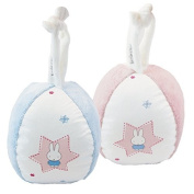 Miffy Blue Baby Chime Ball