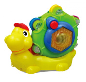 Baby Learning Electronics Pull Along Snail
