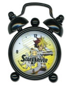 Star Driver Galactic Pretty Boy Mini Desk Clock