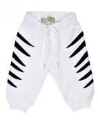Name It Uffo Newborn Zebra Sweat Pant & Hoodie Set