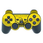 Gadsden Flag Design PS3 Playstation 3 Controller Protector Skin Decal Sticker