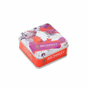 H. Bronnley Red Berry and Wild Blossom Fragranced Soap Tin