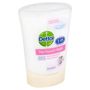 Dettol No-Touch Refill Anti-Bacterial Hand Wash, Lotus Flower Replenishing 250 ml - Pack of 5
