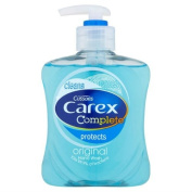 Cussons Carex Complete Original Hand Wash 250ml Case of 6