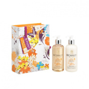 H. Bronnley Orange and Jasmine Hand Wash/ Lotion Gift Set