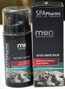Spa Pharma Dead Sea Minerals Men Skincare System After Shave Balm
