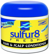 Sulphur-8 Fresh Hair & Scalp Conditioner 110 ml
