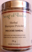 "Song of India Shampoo Powder ""Precious Sandal"" 50g"