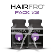 HairFro® - #1 Hair Regrowth Treatment - (2 Pack) 200 Capsules Hair Growth Multivitamin Complex. HAIRFINITY