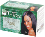 Parnevu Tea Tree No-Lye Relaxer - Super Kit