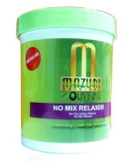 No Mix Relaxer, Conditioning Cream Hair Straightener - Olive Oil - 236g