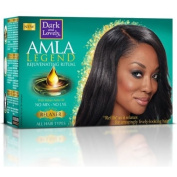 Dark and lovely Amla Legend No-Mix, No-Lye Relaxer all hair types