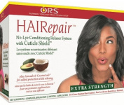 ORS Hair Repair No Lye Conditioning Relaxer System Extra Strength