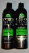 DAILY defence Shampoo And Conditioner With Macadamia Oil 470ml