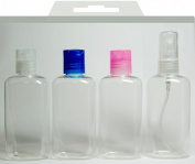 Tolco Travel Bottle 85 ml 4-Count