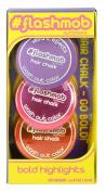 Flashmob Live Wired Brazen Hair Chalk Highlights - Brazen