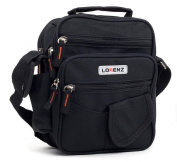 Lorenz Small Canvas Multi Functional Unisex Bag/Holdall