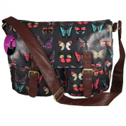 Hey Hey Handbags - Ladies Handbag Across Body A4 Satchel