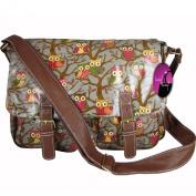 Hey Hey Handbags - Ladies Handbag Across Body A4 Satchel