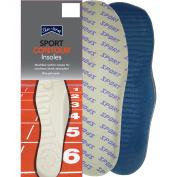 Shoe Insoles Sport Contour Moulded Sizes UK 4-12