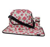 Jessie Steele designer Changing Bag set