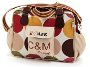 iSafe Baby Changing Bag - C & M Designs