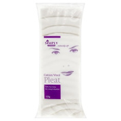 Simply Cotton Cotton Wool Pleat 100g x Case of 6
