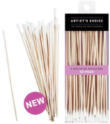Artist's Choice 15cm Inch Cotton Applicators 50 Pk