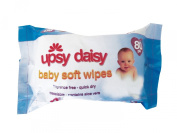 Upsy Daisy Baby Soft Wipes 80pk