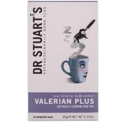 Dr Stuart's Valerian Plus Tea Bags 15 per pack