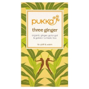 Pukka Three Ginger Tea 20 per pack