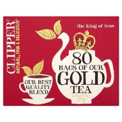 Clipper Gold Tea 80 per pack