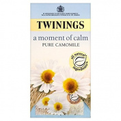 Twinings Organic Camomile Herbal Tea Bags 20 per pack