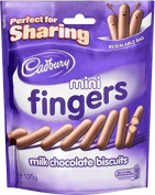 Cadbury Fingers Mini (125g)