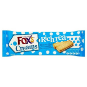 Fox's Rich Tea Creams (200g)